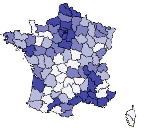2 000 voitures volées en Seine-Maritime en 2013 (5 par jour)