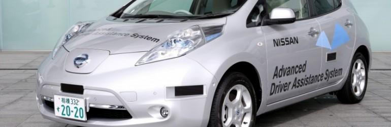 Les voitures autonomes autorisées au Royaume-Uni dès 2015