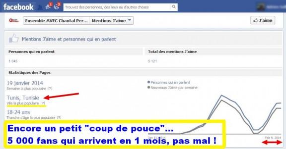 Sale temps pour la Ligue contre la violence routière : l'achat de fans sur Facebook est désormais interdit