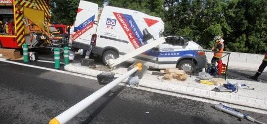 Effondrement du tunnel de l'A4 : quand la vétusté des infrastructures met en danger les conducteurs