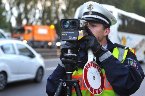 Marathon du radar en Allemagne (Blitz Marathon) : ça va flasher, mais tous les lieux sont communiqués