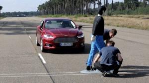 Ford sort un assistant anti-collision voiture/piéton (vidéo)