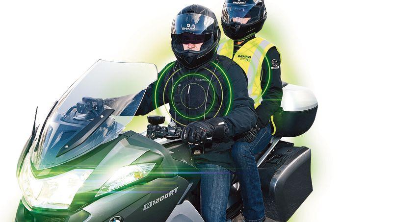 L'airbag moto sans fil en dix questions