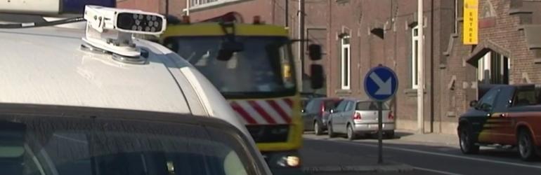 Belgique : un scanner contre les amendes impayées des automobilistes (vidéo)