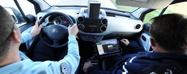 La police n'a plus les moyens d'acheter des voitures (sauf des radars mobiles nouvelle génération)