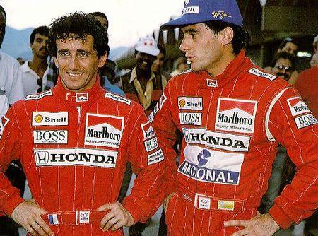 Mort d'Ayrton Senna : L'interdiction du contrôle de traction en cause (ancêtre de l'ESP) + vidéo
