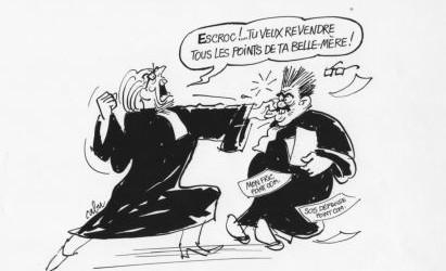 Caricatures automobile Charlie Hebdo (images du jour)