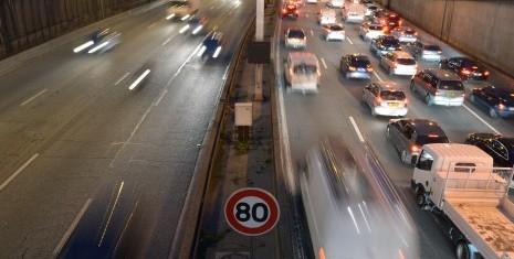 Baisse de la mortalité routière en février (-22,8%)