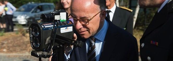 France : multiplication par 2,5 du nombre de radars d'ici 2020