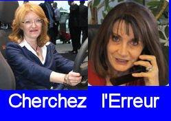 Chantal Perrichon Ligue contre la violence routière et Christiane Bayard