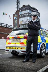 police île de Man sans limite de vitesse