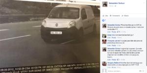 Le CNT falsifie les photos des radars