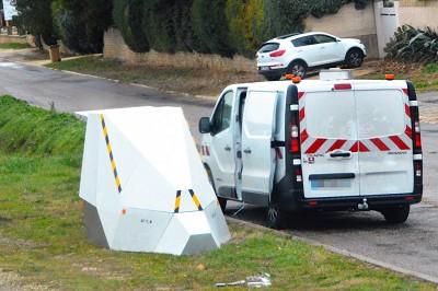 Radar de chantier