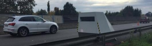 Bordeaux: un radar hyperverbalisateur de plus (1272 flashs en 3 heures, 95% de petits excès de vitesse)