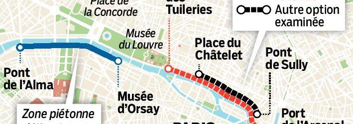 Fermeture des voies sur berges à Paris : tout le monde perdant ?