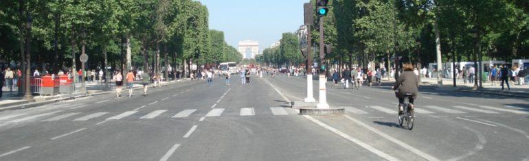 #JournéeSansVoiture à Paris : le coup de gueule de Fabrice Eboué (vidéo)