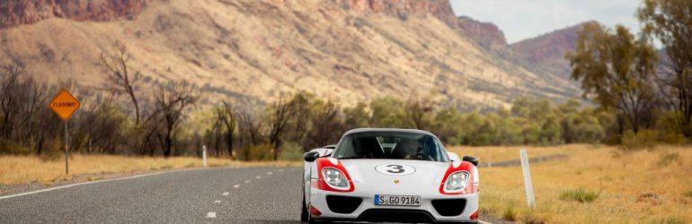 Australie : Porsche attaque le gouvernement qui veut remettre des limites de vitesse