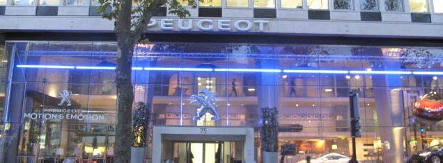 PSA confie sa logistique à Gefco pour 8 milliards d'euros pour 5 ans