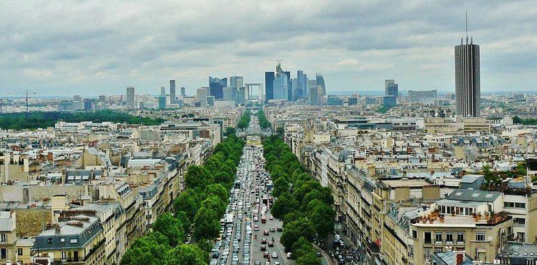 Le retour de la voiture en centre ville pas de parking pas de business r alit s routi res - Les cents ciels paris 11 ...