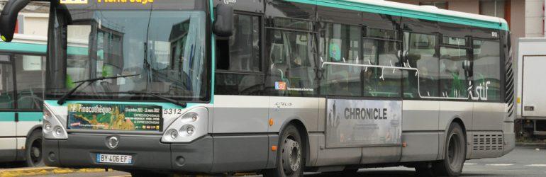 Un piéton fauché par un bus RATP, le chauffeur est arrêté après son délit de fuite