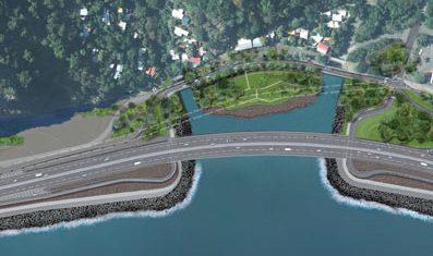 La Réunion : à la découverte de la route la plus chère du monde (nouvelle route du littoral)