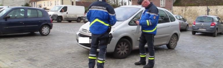 Oise : 1 000 smartphones et tablettes pour améliorer les contrôles de la gendarmerie (historique complet des PVs)