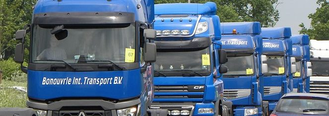 Une nouvelle écotaxe pour le transport routier, déjà 4,5 fois plus taxé que les autres entreprises