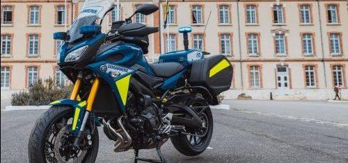 Accidents mortels suspects chez les motards de la gendarmerie : les motos Yamaha MT-09 en cause ?