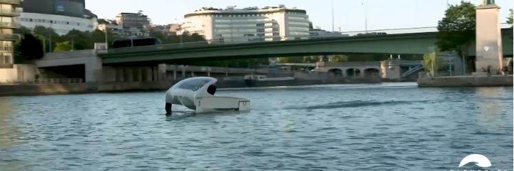 Taxis fluviaux à Paris dès 2018 ?