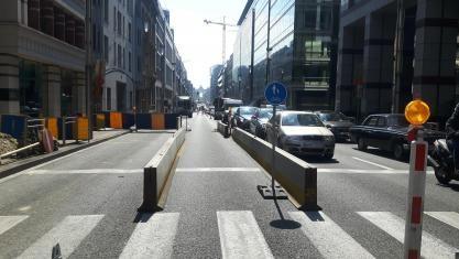 Bruxelles, incapable de gérer ses chantiers ?