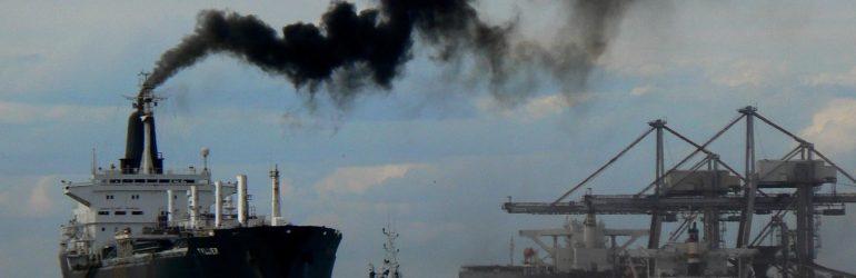 Pollution du transport maritime : fuel lourd, particules ultra-fines et villes portuaires polluées