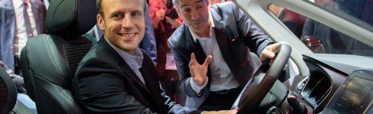 Macron annonce un énième plan de Sécurité Routière
