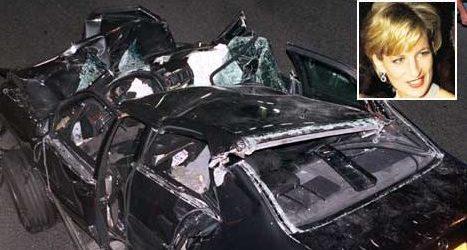 20 ans après l'accident de Lady Di : la voiture était une ancienne épave