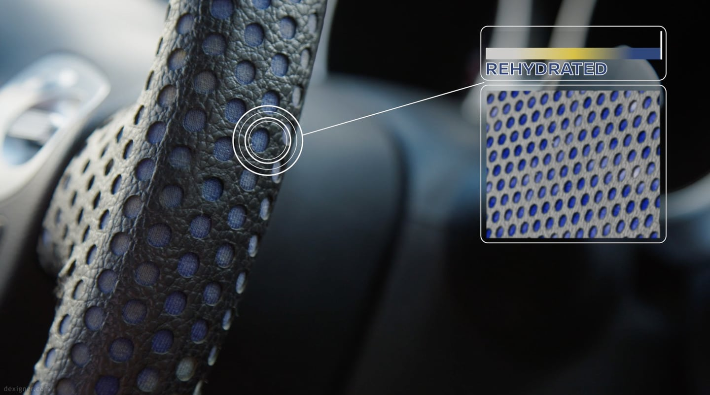 Progrès technique : pour diminuer les erreurs de conduites, le Nissan Juke indiquera au conducteur déshydraté de boire