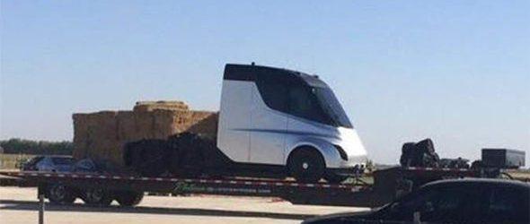 Tesla dévoile son camion électrique avec une autonomie de 270 km le 26 octobre