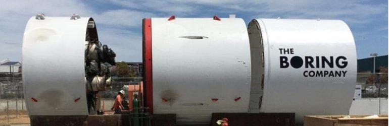 Tesla : des tunnels anti-bouchon pour les voitures, avec des capsules les transportant à 1 200 km/h ?