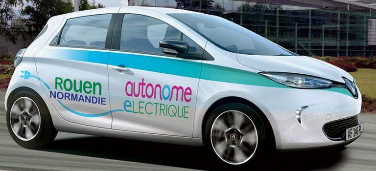 Rouen : des voitures électriques autonomes et publiques pour remplacer les transports publics ?