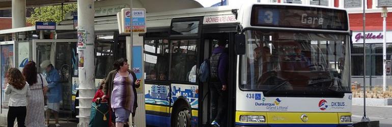 Dunkerque va rendre les transports en commun gratuit (« C'est un choix politique » selon le maire)