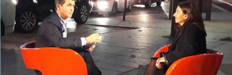 Anne Hidalgo promet des transformations majeures dans les prochaines années (reportage)