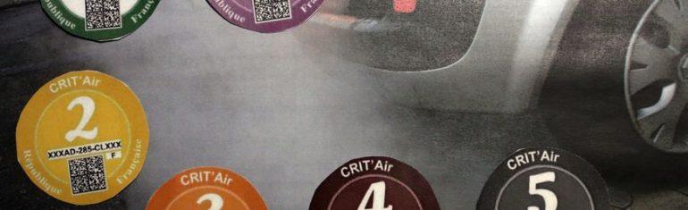 Loire : dans tout le département, la vignette Crit'air devient obligatoire en cas de pic de pollution