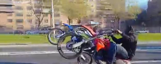 Rodéos sauvages à Lille et Roubaix : malgré les blessés, la police doit rebrousser chemin