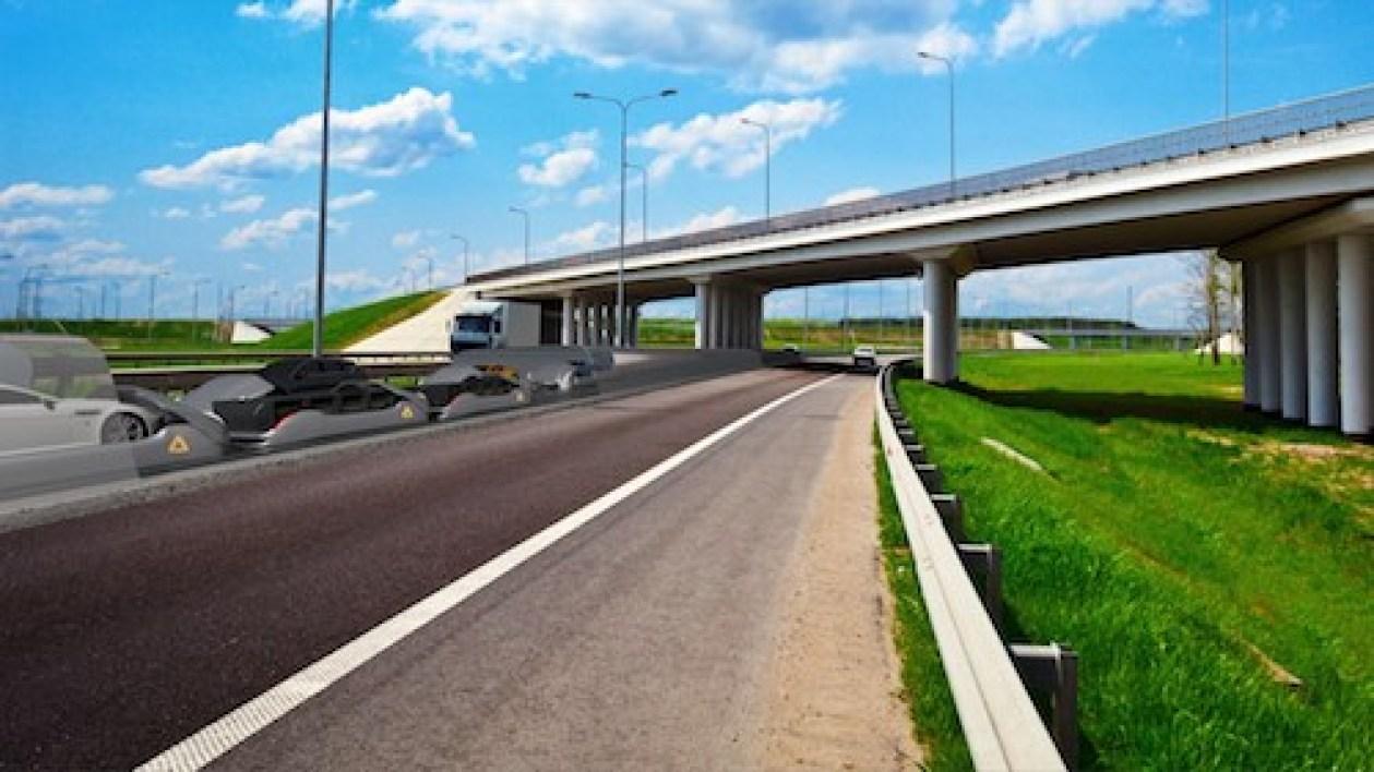 Une start-up va créer des autoroutes pour se déplacer à 320 km/h