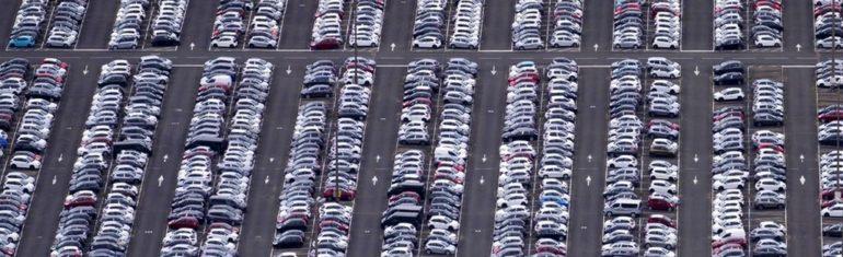 Usine PSA Poissy : vols de plusieus voitures