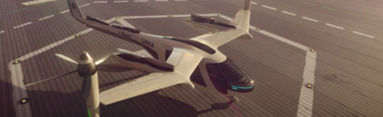 UberAIR : Uber s'associe à la NASA pour lancer des taxis volants (en utilisant les toits des immeubles)