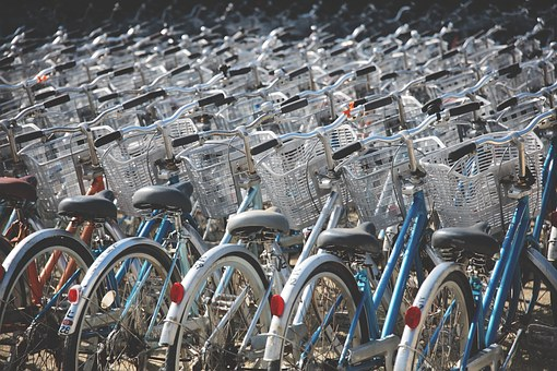 Vélos en libre-service : la Chine expérimente quand la France subventionne