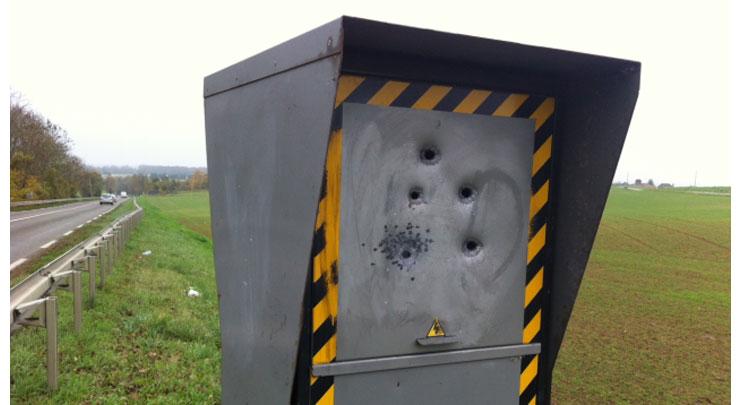 Pas-de-Calais: Le préfet met en garde contre la dégradation des radars automatiques