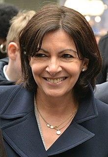 Anne Hidalgo: «Il n'y a pas plus de bouchons à Paris, il y a une baisse de circulation et la pollution a baissé»