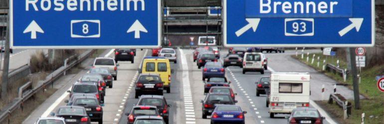 Autriche : l'expérimentation sur les autoroutes à 160 km/h était concluante mais le lobby écologique avait fait barrage, le nouveau gouvernement veut tester le 140 km/h