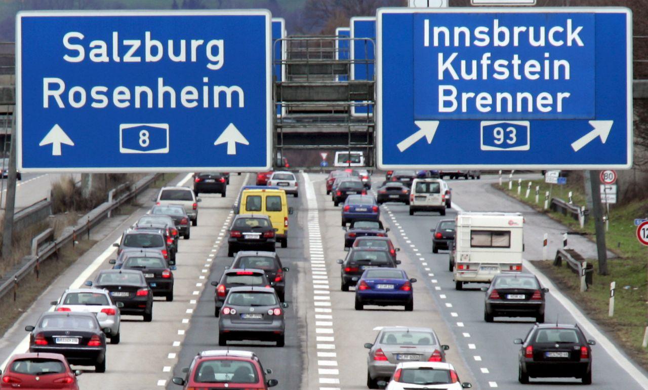 Autriche : moitié moins d'accidents en relevant la vitesse maxi à 140km/h, augmentation négligeable des émissions de CO2 (+0 à 2%)
