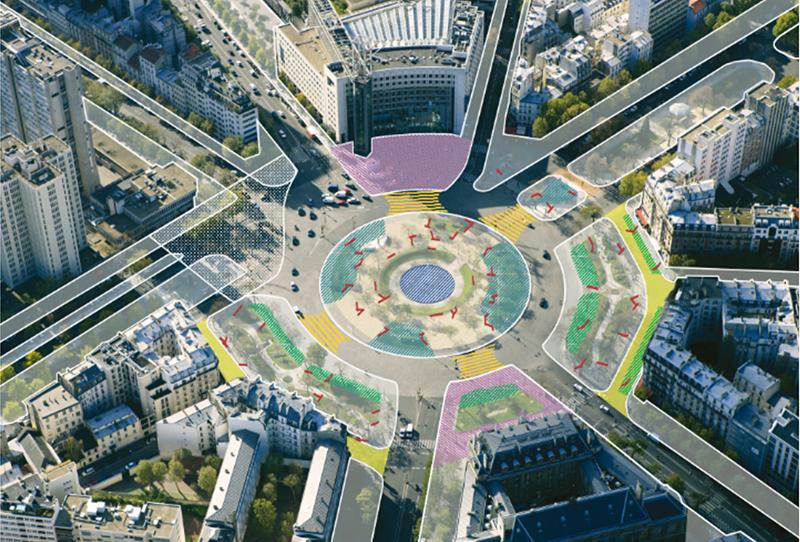 Consultation de la mairie de Paris : la «rénovation» de la place d'Italie acceptée malgré l'opposition des citoyens présents